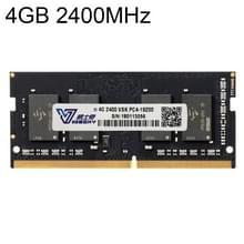 Vaseky 4 GB 2400 MHz PC4-19200 DDR4 PC RAM-geheugenmodule voor Laptop