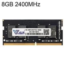 Vaseky 8 GB 2400 MHz PC4-19200 DDR4 PC RAM-geheugenmodule voor Laptop