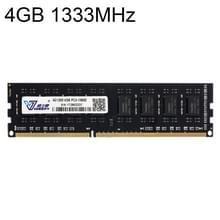Vaseky 4 GB 1333 MHz PC3-10600 DDR3 PC geheugen RAM-Module voor Desktop