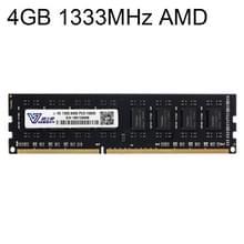 Vaseky 4GB 1333MHz AMD DDR3 PC3-10600 PC geheugen RAM-Module voor Desktop