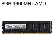 Vaseky 8GB 1600MHz AMD DDR3 PC3-12800 PC geheugen RAM-Module voor Desktop