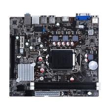 Intel H61 1155-pins DDR3 moederbord ondersteunt Dual core / Quad-core i5 / i3 CPU