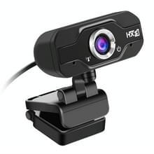 HXSJ S60 30fps 1 megapixel 1080P HD webcam voor desktop/laptop/Smart TV  met 10m geluid absorberende microfoon  lengte: 1.4 m