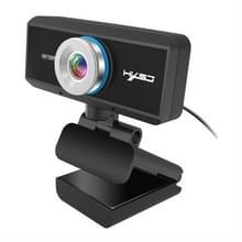 HXSJ S90 30fps 1 megapixel 720P HD webcam voor desktop/laptop/Android TV  met 8m geluid absorberende microfoon  lengte: 1.5 m