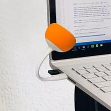 Originele Xiaomi Youpin Velev M83 Lollipop Shape PC Computer Laptop Mini Audio Speaker Versterker Lounspeaker (Oranje)