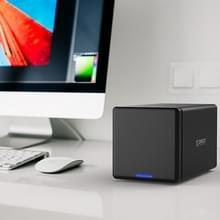 ORICO NS400-C3 externe Hard Drive Dock USB 3.1 Type-C voor vier 3.5 inch SATA 2.0 HDD / SSD harde schijven  ondersteunt UASP