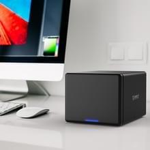 ORICO NS500-C3 externe Hard Drive Dock USB 3.1 Type-C voor vijf 3.5 inch SATA 2.0 HDD / SSD harde schijven  ondersteunt UASP
