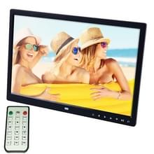 15.0 inch LED Display Digital Photo Frame with Holder / Remote Control  Allwinner  Support USB / SD Card Input / OTG(Black)
