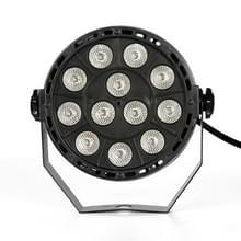 12W 12 LED's Paars LED PAR Light  AC 100-240V