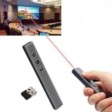 PR-20 Wireless Presenter PowerPoint PPT Clicker Presentation Remote Control Pen Laser Pointer Flip Pen with Air Mouse Function