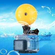 PULUZ Bobber duiken Floaty bal ontmoet veiligheid polsband voor  GoPro HERO 7 / 6 / 5 / 5 session / 4 session / 4 / 3+/ 3 / 2 / 1    Xiaoyi nl andere actie camera's