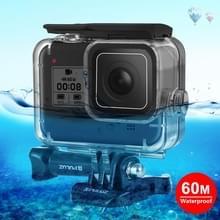 PULUZ 60M onderwater diepte duik koffer waterdichte camera behuizing voor GoPro HERO8 zwart