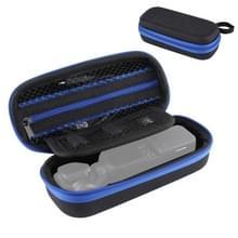 PULUZ draagbare mini Diamond textuur PU lederen opbergkoffer tas voor DJI osmo Pocket Gimbal