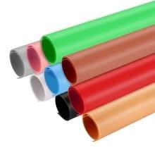 PULUZ fotografie achtergrond PVC papier Kits voor Studio tent doos  grootte: 120cm x 60cm (rood)