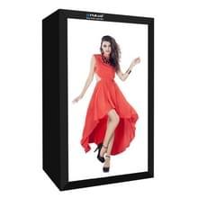 PULUZ 200cm Studio Kist 6 Strip Zwaailampbalken 240W 5500K wit licht foto verlichting schieten Tent Kit voor kleding / volwassen Model portret