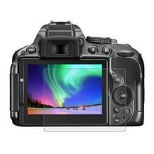 PULUZ 2.5D 9H Gehard glas Scherm bescherming Protector met gebogen rand voor Nikon D5300 / D5500 Camera