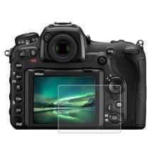 PULUZ 2.5D 9H Gehard glas Scherm bescherming Protector met gebogen rand voor Nikon D500 / D600 / D610 / D7100 / D7200 / D750 / D800 / D810 Camera