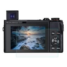 PULUZ 2.5 D 9H gehard glas film voor Canon PowerShot G5 X Mark II