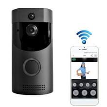 B30 720P 2.4 GHz WiFi Low Power slim Video deurbel zonder Dingdong Bell  ondersteunen infrarood nachtzicht / Video Talk-back / PIR detectie