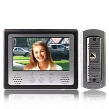7.0 inch TFT scherm handen gratis Video deur telefoon-kleurensysteem