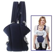 Multiposition veiligheid Baby Carrier rugzak (blauw)