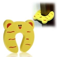 Cartoon kind veiligheidskaart Gate / EVA deur Stopper(Yellow)