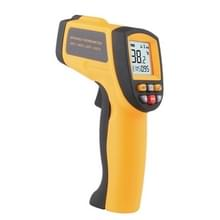 Infrared Thermometer  Temperature Range: -50 - 550 Degrees Celsius(Yellow)