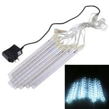 20cm 8 Zwaailampbalken meteorenzwerm Lamp  11 LED Light-emitting lichten stok voor Kerstmis (wit licht)
