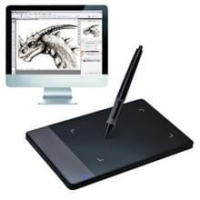 HUION 420 draagbare Smart 4.0 x 2 23 inch 4000LPI Stylus digitale Tablet handtekening bord met Digitale Pen