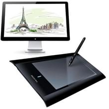 HUION W58 Professional Wireless 8 x 5 inch 2048 niveaus 5080 LPI resolutie grafische Tablet kaart met Digitale Pen
