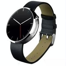DM360 Waterdicht blauwtooth pols gezondheid Smart Watch voor iOS nl Android mobiele telefoon  steun hartslagmeter / BT Call / MSM / MAIL / Twitter / Yahoo / Pedometer(zilver)