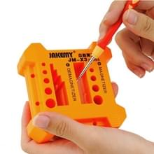 JAKEMY JM-X3 magnetiseur/Demagnetizer schroevendraaier rijggat  grootte: groot