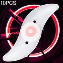 Rode fiets Hot Wheels  lange leven vervangbare batterijen inbegrepen