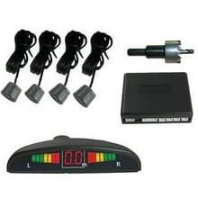 Parkeergarage omkeer Buzzer & LED-sensoren 4 veilige sensor