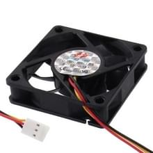 60mm 3-pins Cooling Fan (6015 3-pin)