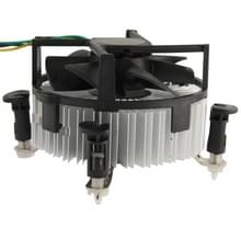 775 CPU Sleeve Bearing Cooling Fan  4-pin