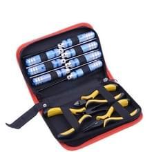 Schroevendraaier & tangen Tool Kit Verzamelbox voor RC vliegtuig helikopter