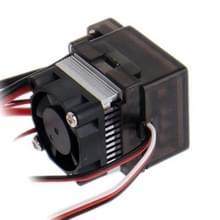 320A ESC + 5V Fan (bidirectionele) bijwerken voor RC 1:10 auto HSP