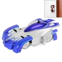 Superieure Cool infrarood Control speelgoed auto afstandsbediening RC Wall Climber auto klimmen Stunt Car(Blue)