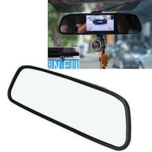 4 3 inch 480 * 272 Rear View TFT-LCD auto kleurenmonitor  steun Reverse automatische scherm Function(Black)
