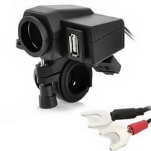 Waterdichte USB Dock laadstation instellen voor GSM / GPS / motor / andere apparaten