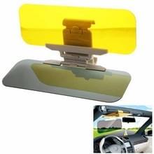 2 in 1 auto HD anti-glare schitterende Goggle dag nachtzicht rijden spiegel zon vizieren