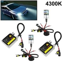 AC9-16V 35W H1 HID Xenon licht  hoge intensiteit Ontladings lamp  kleurtemperatuur: 4300K