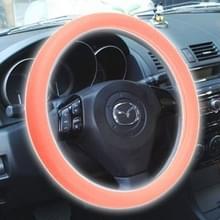 Silicone rubber auto Steering Wheel cover  buiten diameter: 36cm