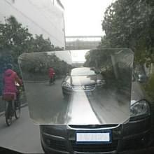 Auto parkeren omkeren Sticker weids uitzicht Fresnellens van de hoek  grootte: 25.4x20.4cm