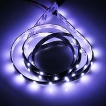 5 stuks 90cm 45 LED waterdichte flexibele auto strip licht  DC 12V (wit licht)