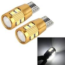 MZ T10 4W 20 LED SMD 4014 300LM wit licht 6500K auto Clearance lichten Lamp  DC 12-18V decoderen