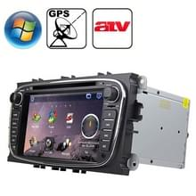 Rungrace 7.0 inch Windows CE 6.0 TFT Screen In-Dash Car DVD Player voor Ford Mondeo met Bluetooth / GPS / RDS / ATV