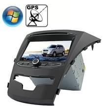 Rungrace 7.0 inch Windows CE 6.0 TFT Screen In-Dash Car DVD Player voor Ssangyong Korando met Bluetooth / GPS / RDS
