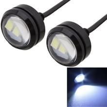 2 stk 22.5mm 1 5 150LM wit licht 3 LED SMD 5630 Spotlight Eagle Eye licht overdag Running Light voor voertuigen